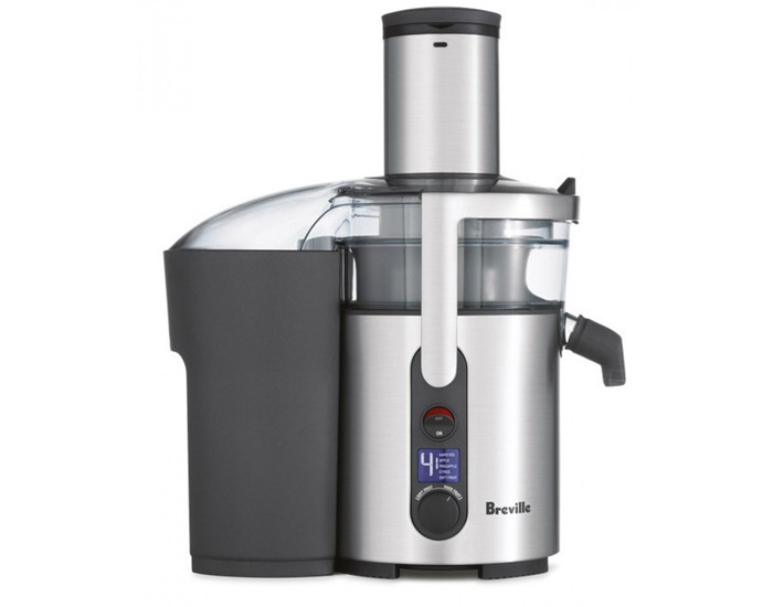 Breville BJE520BSS 1300W the Froojie® Fountain Juicer