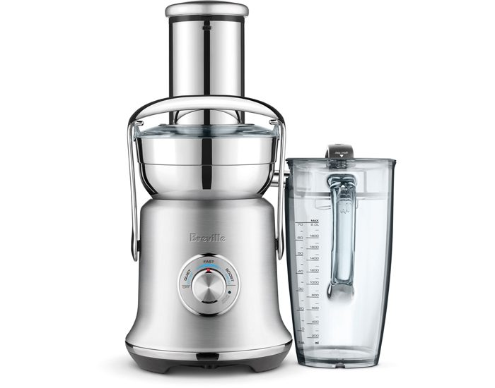 Breville BJE830BSS 1500W the Juice Fountain® Cold XL Juicer