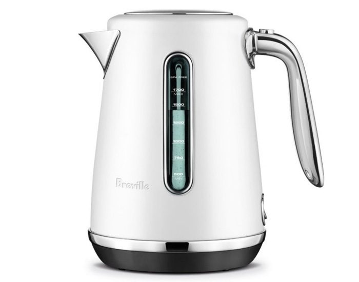 Breville BKE735SST 1.7L the Soft Top® Luxe Kettle - Sea Salt