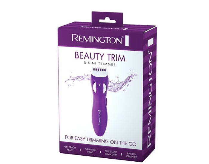Remington BKT1004PAU Bikini Trimmer - Purple