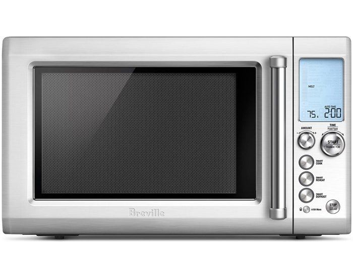 Breville BMO735BSS 1100W the Quick Touch™ Microwave - Stainless