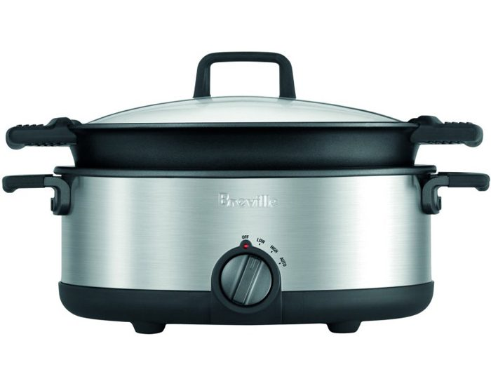 Breville BSC500BSS 5L The Flavour Maker Slow Cooker