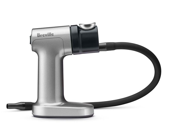 Breville BSM600SIL the Smoking Gun Food Preparation Accessory