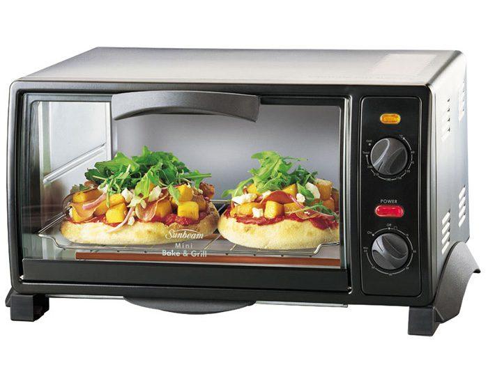 Sunbeam BT2600 1400W 9L Mini Bake & Grill