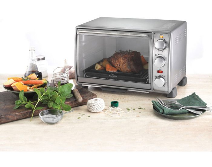 Sunbeam BT5350 1600W 19L Pizza Bake and Grill® Oven