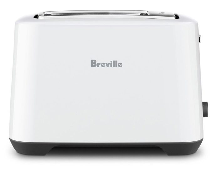Breville BTA360WHT 2 Slice the 'Lift & Look'™ Plus Toaster - White