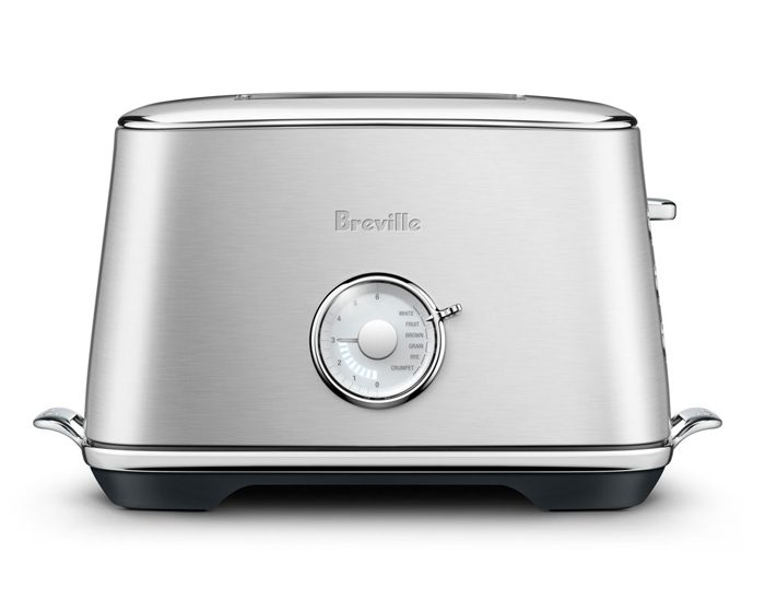 Breville BTA735BSS the Toast Select™ Luxe Toaster - Brushed Stainless
