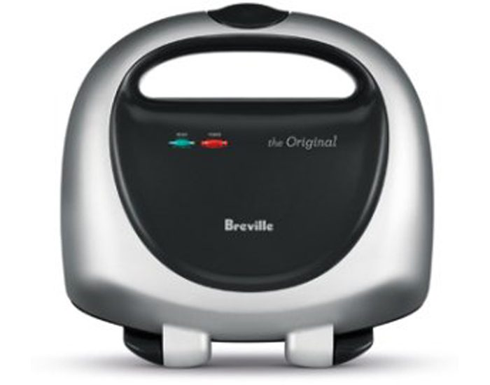 Breville BTS200SIL The Original™ Seal & Cut Sanwich Press