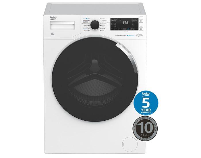 Beko BWD7541IG 7.5kg/4kg Washer Dryer Combo