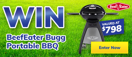 2021 Fathers Day Giveaway Beefeater BBQ