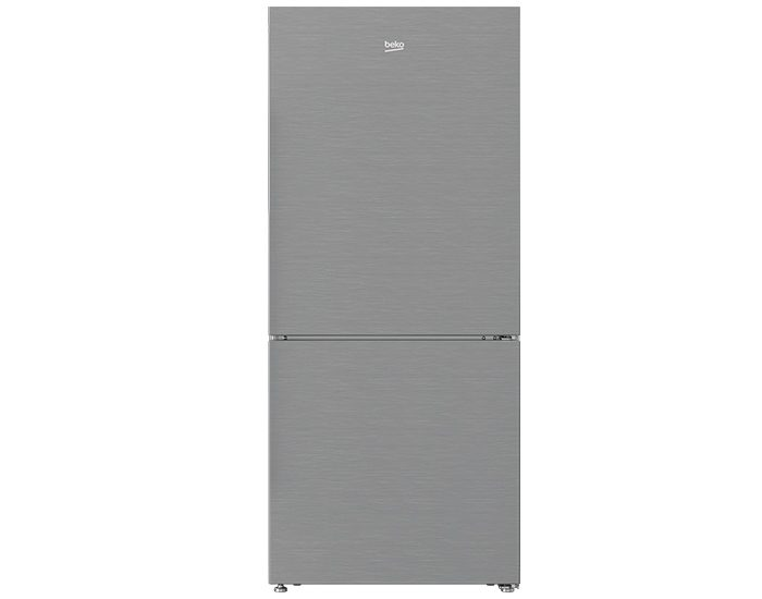 Beko BBM505X 505L Bottom Mount Fridge Freezer Main