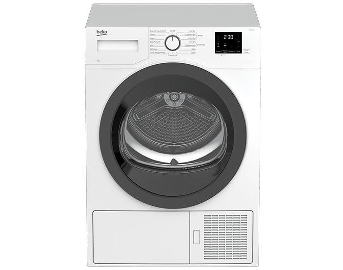 Beko BDC710W 7kg Sensor Controlled Condensor Dryer Main