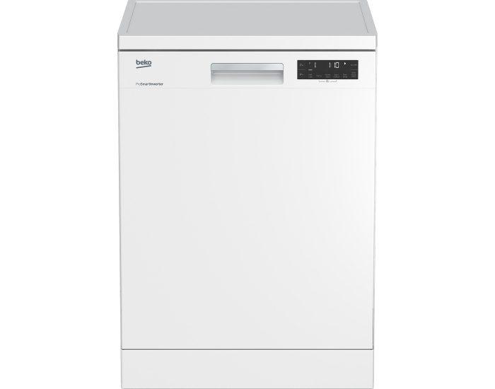 Beko BDF1620W 16 Place Setting 60cm Freestanding Dishwasher main