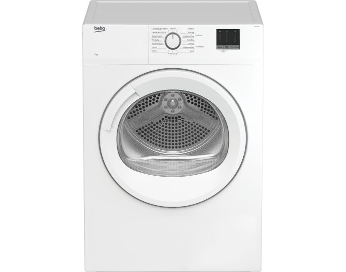 Beko BDV70WG 7kg Air Vented Tumble Dryer main