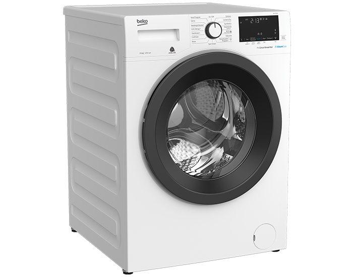 Beko BFL7510W 7.5 kg Front Loading Washing Machine Angle