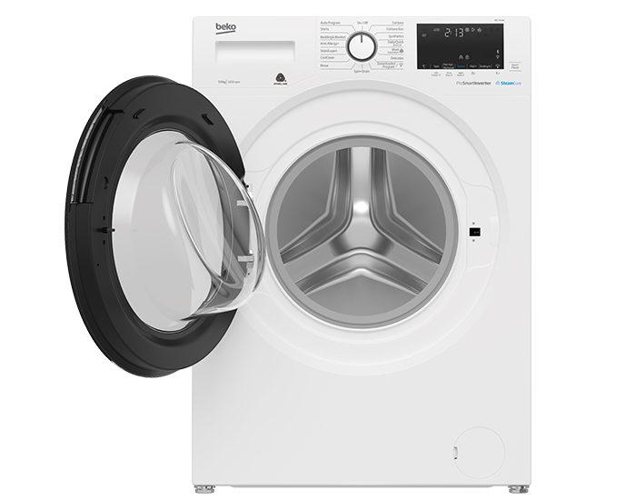 Beko BFL7510W 7.5 kg Front Loading Washing Machine Open