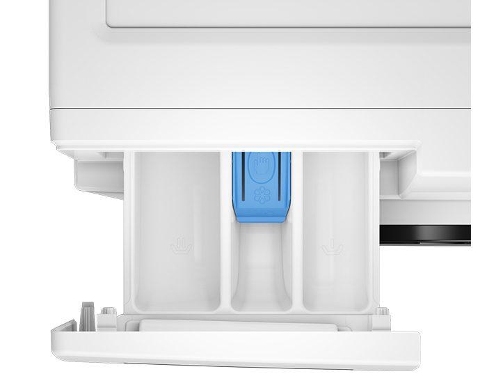 Beko BFL8510W 8.5Kg Front Load Washer Detergent Tray