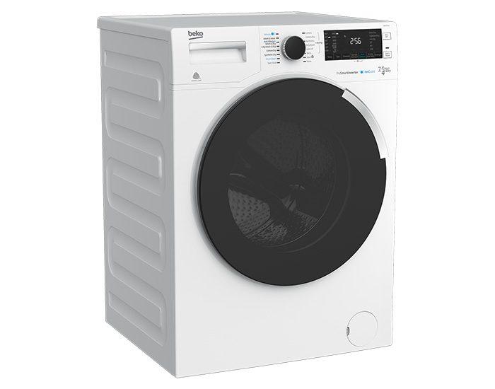 Beko BWD7541IG 7.5kg 4kg Washer Dryer Combo Angle