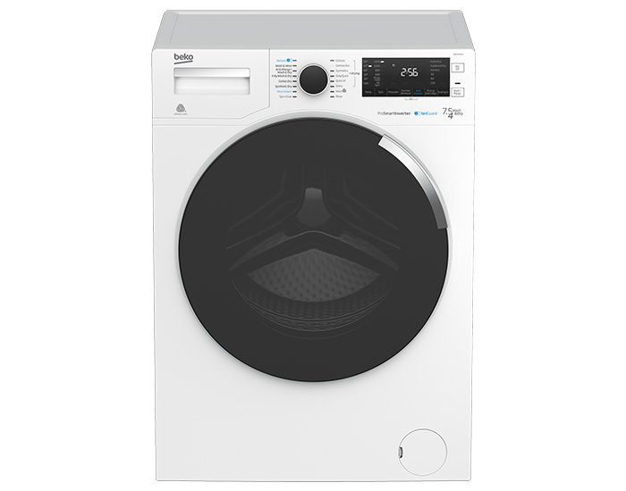 Beko BWD7541IG 7.5kg 4kg Washer Dryer Combo Front View