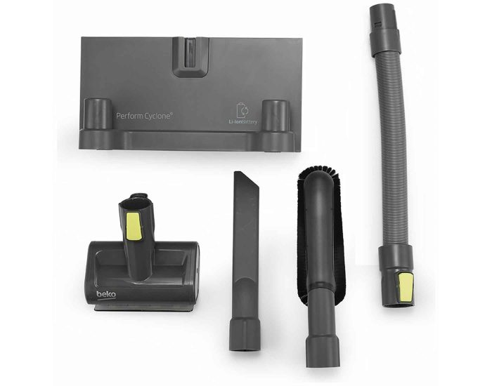 Beko PractiClean Power Stick Vacuum Cleaner VRT82821BV Attachments