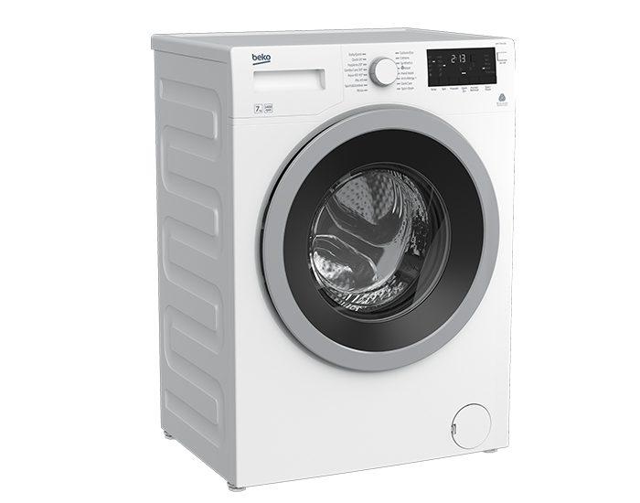 Beko WMY7046LB2 7KG Front Load Washer Angle