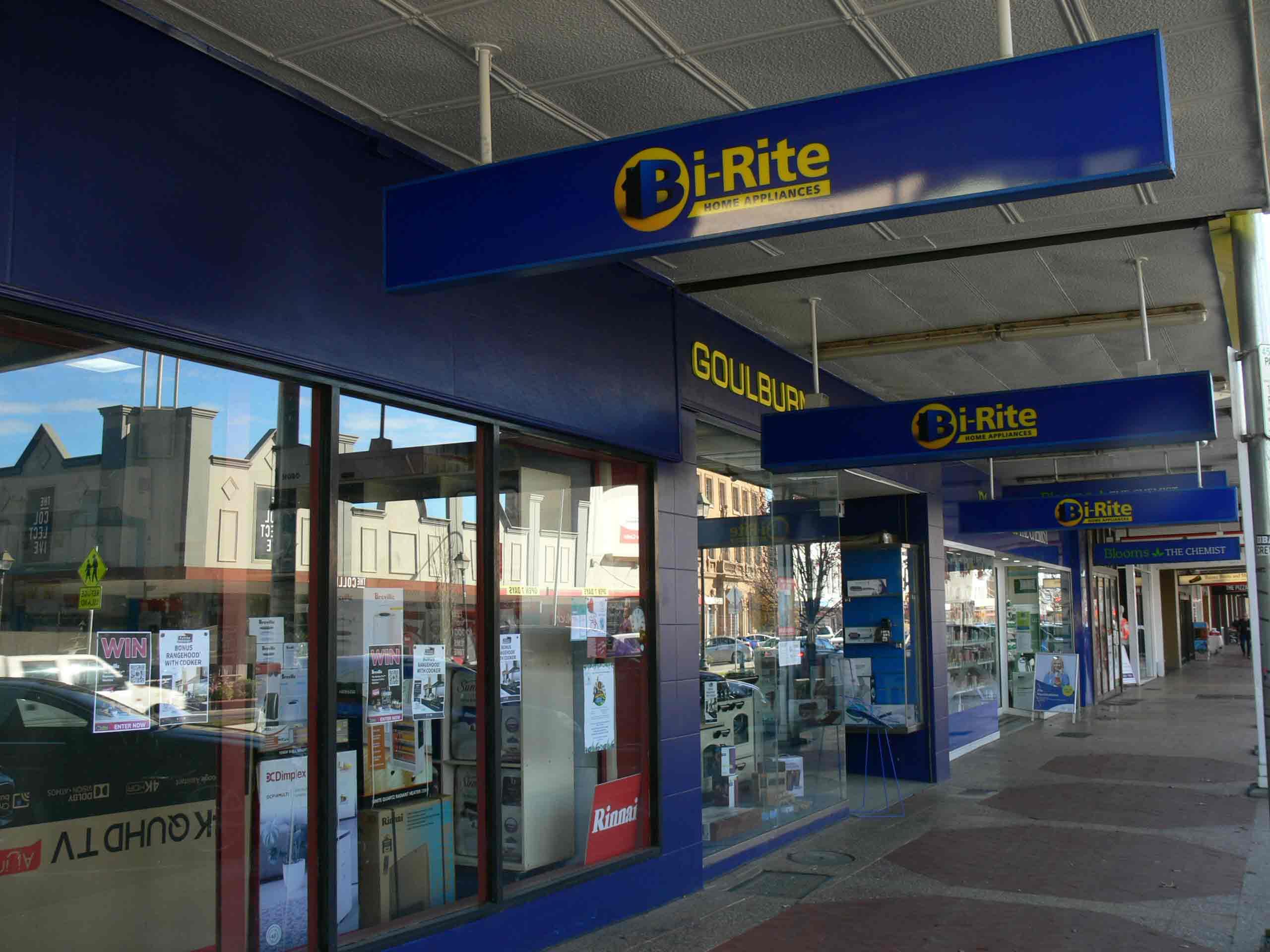 Bi-Rite Goulburn Store Front