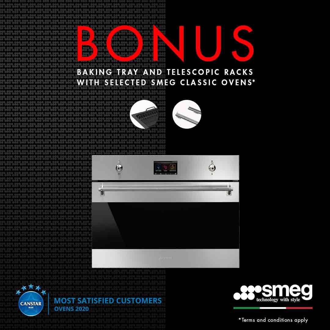 2021 Smeg Bonus Baking Tray mobile