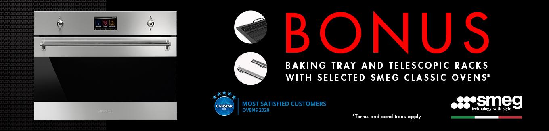 2021 Smeg Bonus Baking Tray desktop