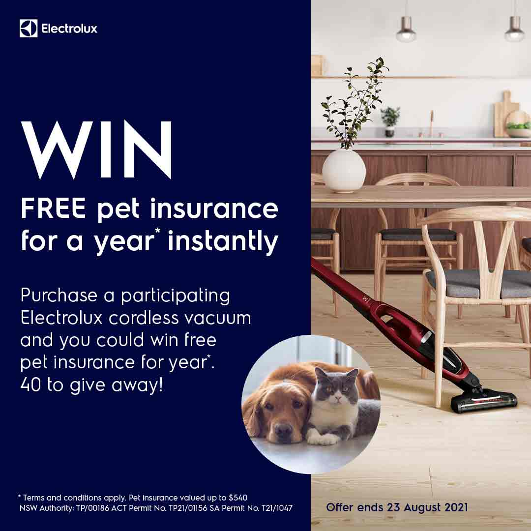 2021 Electrolux Vacuum Cleaner Promo mobile