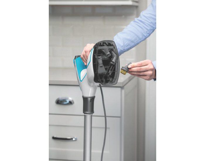 Bissell 2233F Powerfresh Slim Steam Mop Back