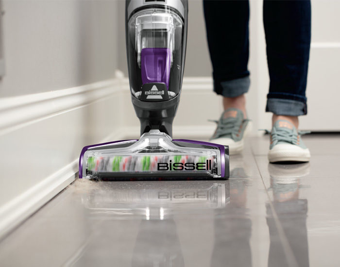 Bissell 2588F CrossWave Floor System Tiles