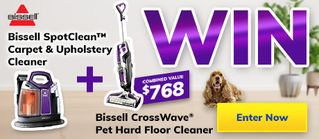 2021 August Giveaway Bissell Vacuum Pack