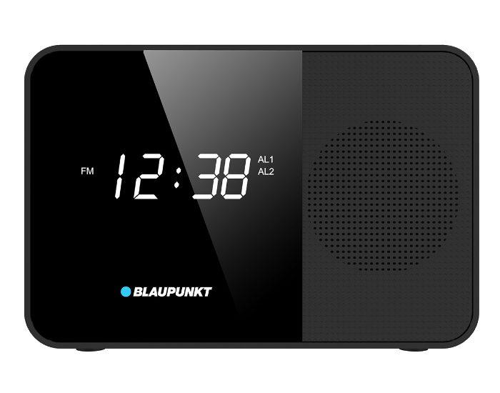 Blaupunkt BAC23BTC FM Alarm Clock Radio Front