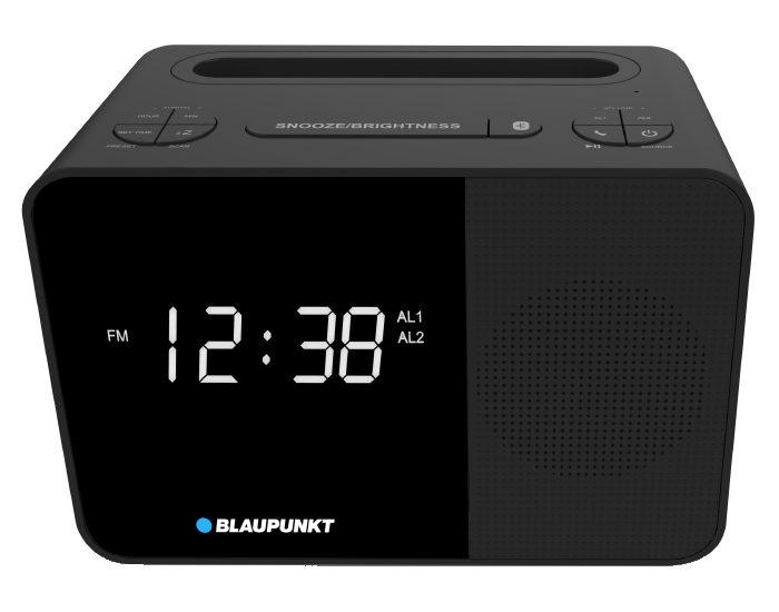 Blaupunkt BAC23BTC FM Alarm Clock Radio Main