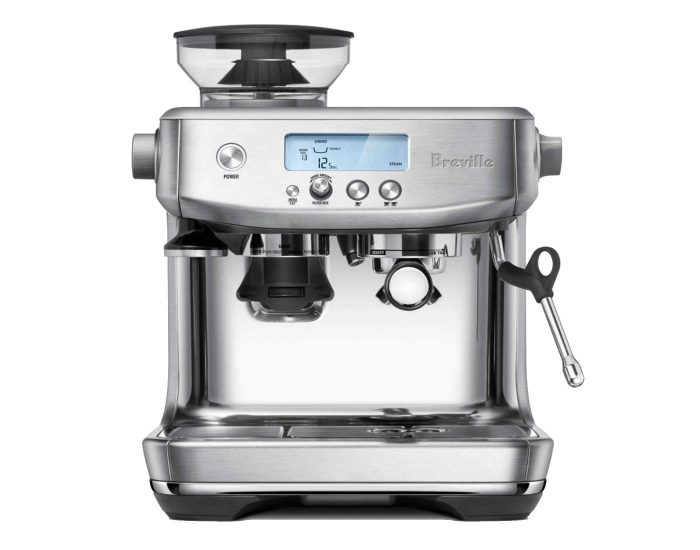 Breville BES878BSS Barista Pro Espresso Coffee Machine Main