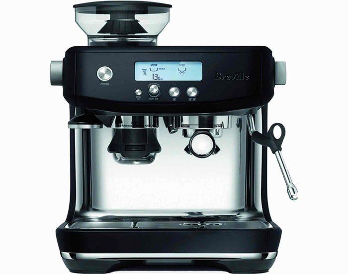 Breville BES878BTR Barista Pro Pump Espresso Coffee Machine Main