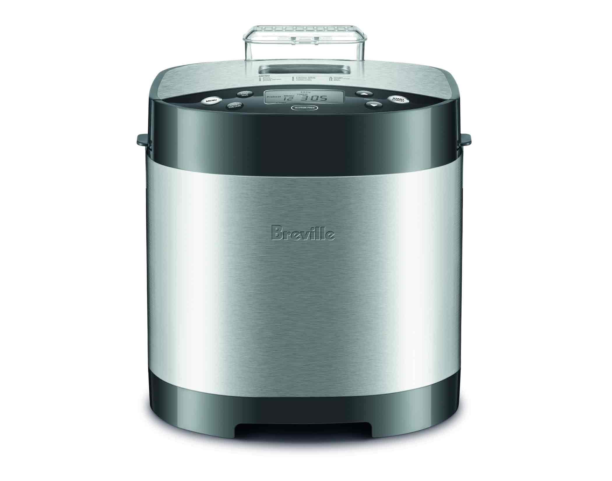 Breville LBM200BSS Bread Baker Bread Machine main2