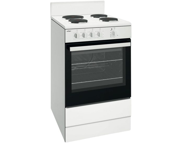 Chef CFE532WB 54cm Electric Upright Oven
