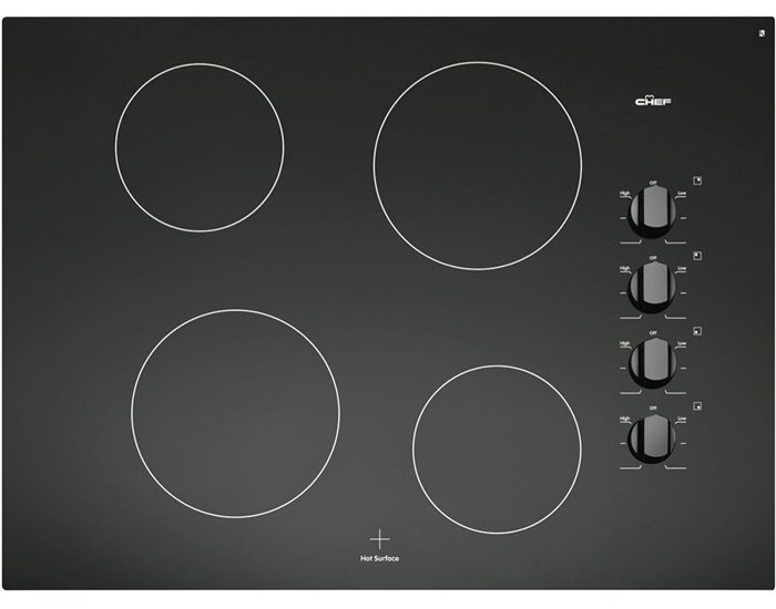 Chef CHC744BA 70cm Ceramic Cooktop