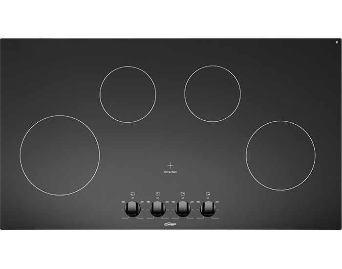 Chef CHC944BA 90cm Ceramic Cooktop