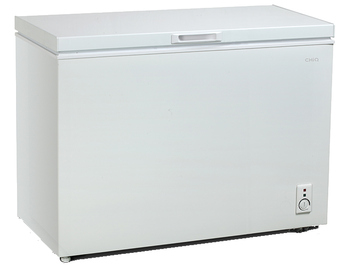 CHiQ CCF292W 292L Chest Freezer Main