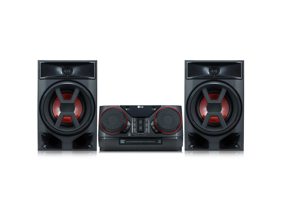 LG CK43 300W Mini system
