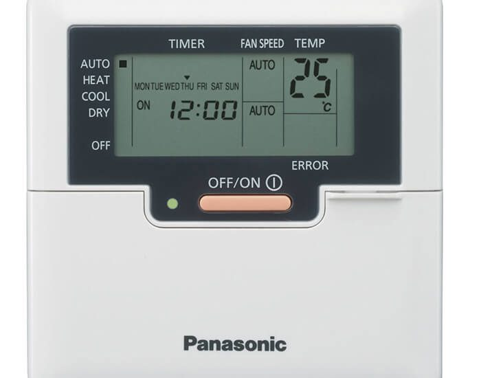 Panasonic CSCUZ80TKR 8.0kw Reverse Cycle Split System Airconditioner ECONAVI