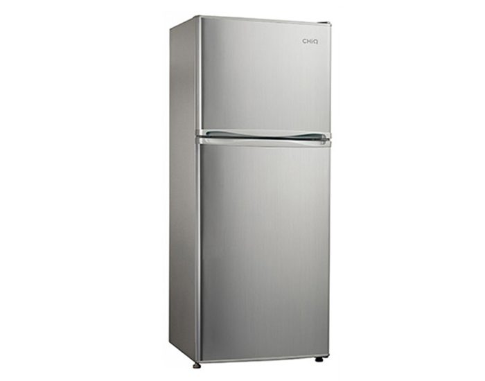 CHiQ CTM399S 400L Stainless Steel Top Mount Fridge