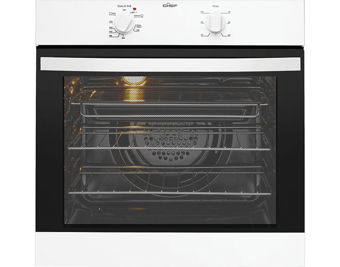 Chef CVE612WA 60cm Electric Oven