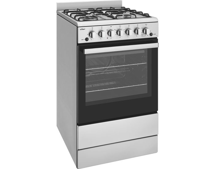 Chef CFG504SBLP 54cm Freestanding Gas Cooker Main