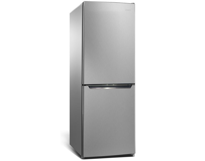 Chiq CBM250S 251L Bottom Mount Fridge in Stainless Steel main
