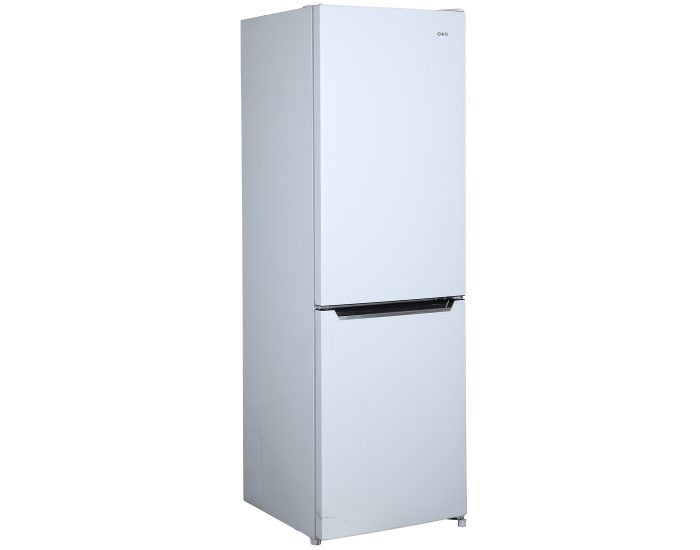 Chiq CBM251W 251L Bottom Mount Fridge in White main