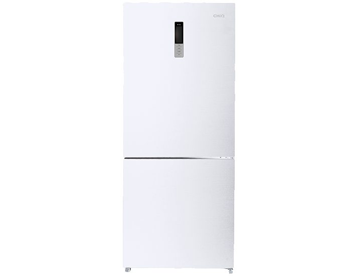 Chiq CBM432W 432L Bottom Mount White Fridge Main