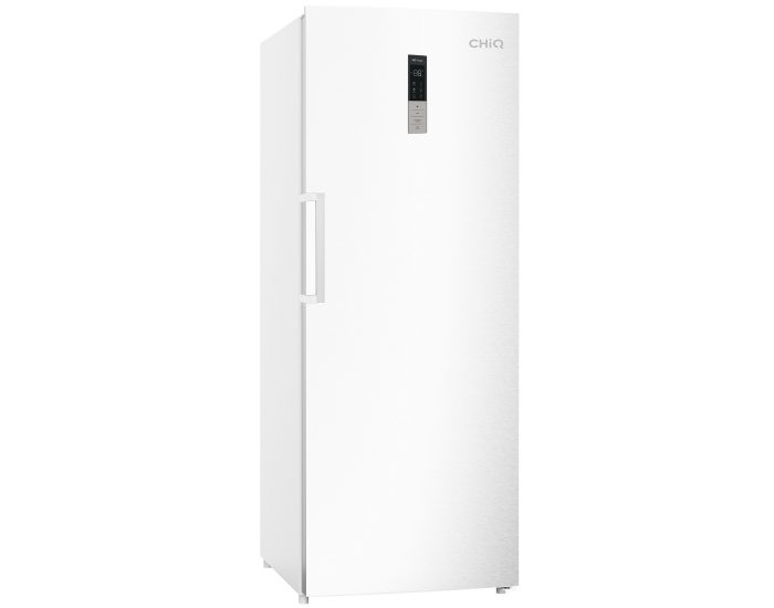 Chiq CSH431WR 431L Frost Free Hybrid Fridge Freezer in White main